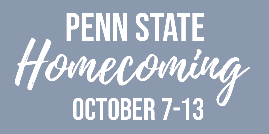 Penn State Homecoming For The Glory - Invoice generator excel marshalls online store