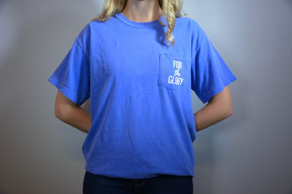 Short Sleeve Pocket Tee Front