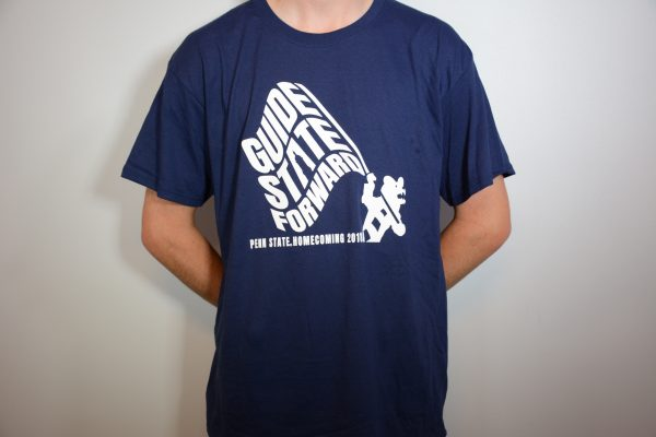 Guide State Forward T-Shirt Blue