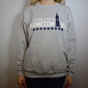 Homecoming Bell Tower Crewneck
